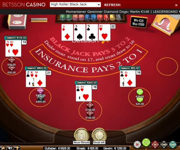 online casino blackjack spiele fruits
