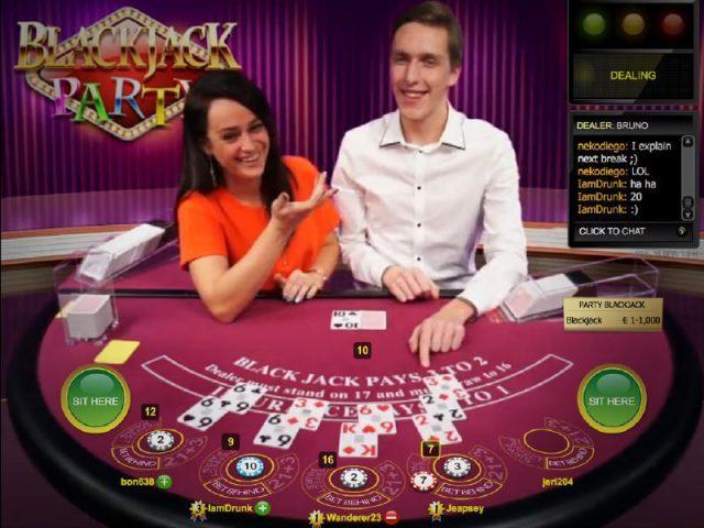 Blackjack Party Vorschau
