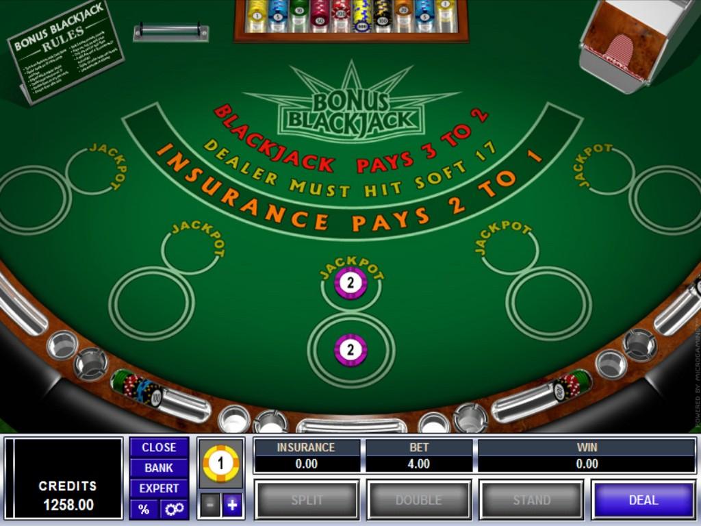 Blackjack Low Limit Vorschau