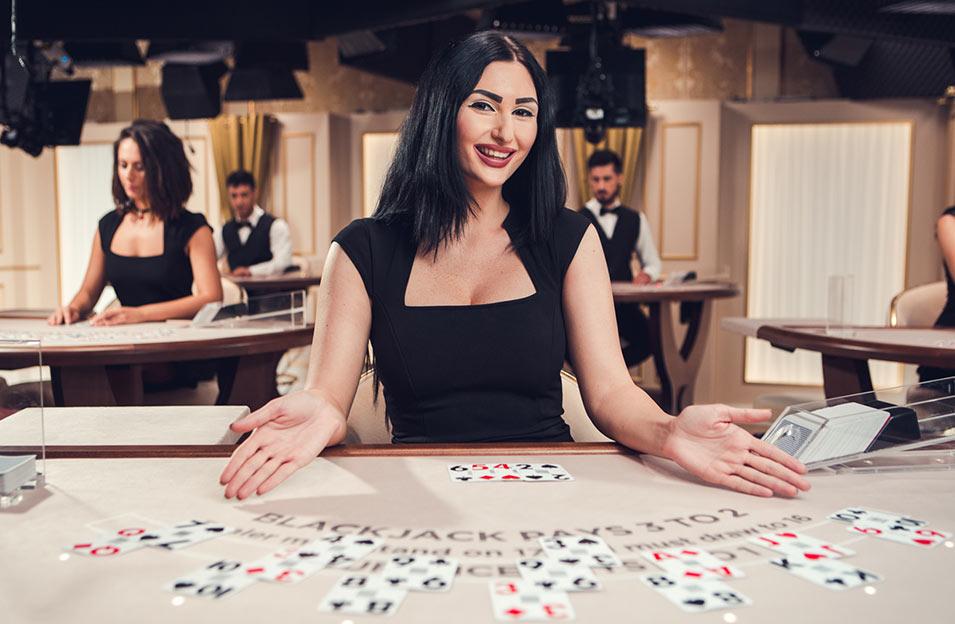 Blackjack White Vorschau