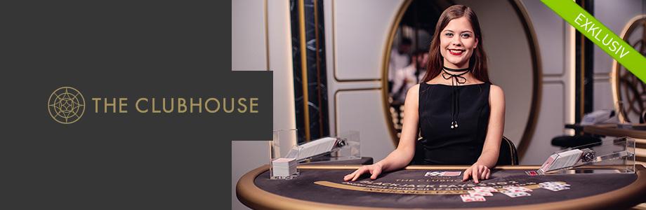Clubhouse Blackjack Vorschau
