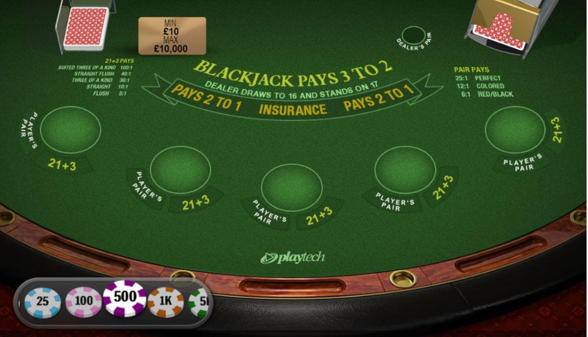 Premium Blackjack Vorschau