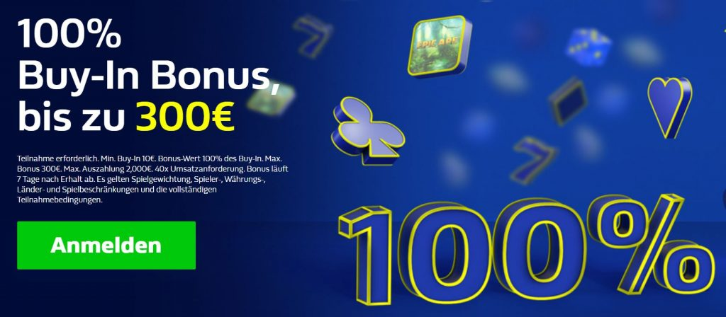 William Hill Casino Bonus